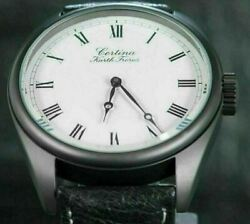 Certina Big Crown Limited Edition Tribute To Kurth Frères Pvd Coated Steel