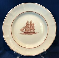 Estate Find Wedgwood Flying Cloud Clipper Ship Dinner Plate A 3 Avail