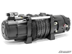 12,000 Lb. Winch With Wireless Remote And Synthetic Rope