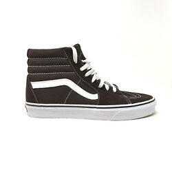 Sk8 Hi Chocolate Torte Menand039s 6.5 Womenand039s 8 Skate Shoes New Brown White