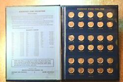 1946--1964 Silver Roosevelt Dime Coin Complete Set And 1965-1986 Pandd Bu Set 25