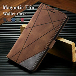 For Xiaomi Poco X3 Nfc X3 Pro M3 Pro 5g Magnetic Flip Leather Wallet Case Cover