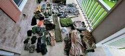 Military Surplus Lot Army Digital Cam Supplies Clothing And Accessories Gear