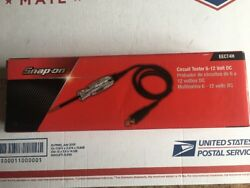Snap-on Led Circuit Tester