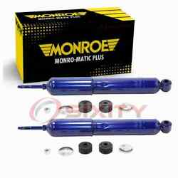 2 Pc Monroe Monro-matic Plus Front Shock Absorbers For 2000-2013 Chevrolet Yh