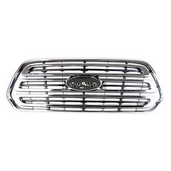 Fo1200585c Capa Certified Front Grille For 2015-2018 Ford Transit