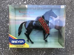 New Breyer Horse #474 Seattle Slew Thoroughbred Racehorse Lonesome Glory Roses