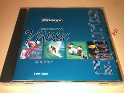 Turner Broadcast Music Library Sports Theme Cd 94 Tracks Multple Composers Promo