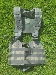 Abu H-gear Vest Small Defensor Fortis Load Carrying System Dflcs Air Force Usaf