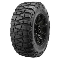 4-lt305/70r16 Nitto Mud Grappler 124/121p E/10 Ply Bsw Tires
