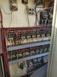 Huge Lot ..general Electric Contactor Coil Relays And Other Partsbooks Ect.