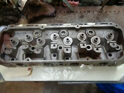 Australian Ford 351c Cleveland Aussie 2v Closed Chamber Cylinder Head Auct.156