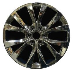Oem 1 Wheel Rim For Ford F150 Pickup Recon Nice 000 Pvd Chrm