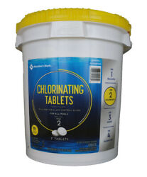 3 Chlorinating Tablets For Swimming Pools 40 Lbs. Same As Clorox