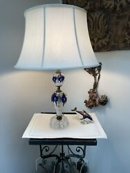 St. Clair's Paperweight Lamp