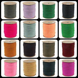 West Coast Paracord - 3000 Foot Spools Of 325 Paracord - Diy/craft -3 Stand Core