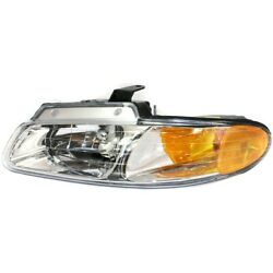 Headlight Lamp For Town And Country 4857853aa Left Hand Side Dodge Grand Caravan