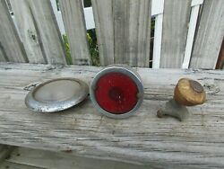 1920and039s-1930and039s Tail Light/dome Light/suicide Steering Knob/hot Street Rat Rod