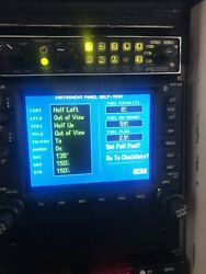 Garmin Gns 530 Non-waas With Back Plate Tray And Antenna