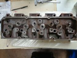 Australian Ford 351c Cleveland Aussie 2v Closed Chamber Cylinder Head Auct.158