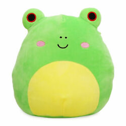 Squishmallow 8 Wendy The Green Frog