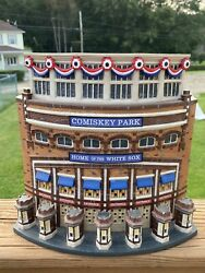 Old Comiskey Park Christmas In The City Dept 56 Chicago White Sox