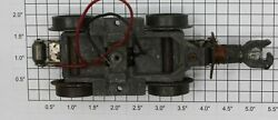 Lionel 623-62 Dummy Collector Truck Frame And Coupler
