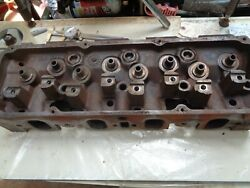 Australian Ford 351c Cleveland Aussie 2v Closed Chamber Cylinder Head Auct.161