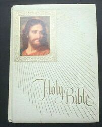 Lecturn Catholic Holy Bible Pope Paul Vi Color Illustrated Dictionary References