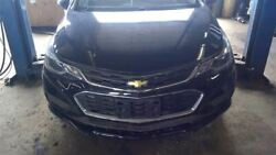 Front Clip With Led Daytime Running Lamps Opt T3s Fits 16-18 Cruze 1933846