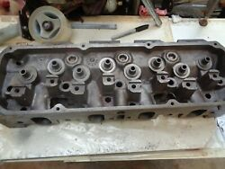 Australian Ford 351c Cleveland Aussie 2v Closed Chamber Cylinder Head Auct.179