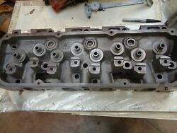 Australian Ford 351c Cleveland Aussie 2v Closed Chamber Cylinder Head Auct.180