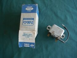 Nos 1965 1966 1967 Ford Overdrive Relay Galaxie And F-100 Pickup Fomoco Oem