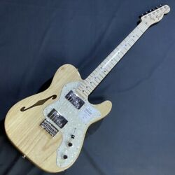 Fender Telecaster Thinline Made In Japan Traditional 70and039s From Japan
