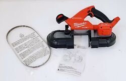 Milwaukee 2829-20 M18 Fuel Cordless Compact Bandsaw Tool-only