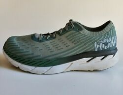 Hoka One One Clifton 5 Knit Mens Running Sneaker Shoes 11.5 Us