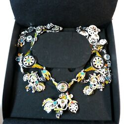 Vintage Lunch At The Ritz Queen Of The Road Necklace Limited Edition 22/150