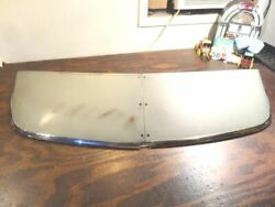 Nos 1951 Oldsmobile Buick Gm Factory Accessory Sunvisor Panels 51 Olds Buick 589