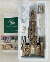 Dept 56 Christmas In The City Historic Chicago Water Tower Historical Landmark