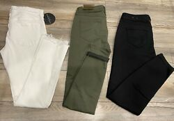 Articles Of Society, Brody By Bootlegger Jeans Lot Of 3 Size 26 Waist Euc