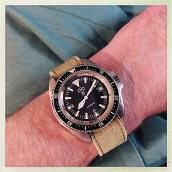 Cwc Automatic Royal Navy Diver Andlsquotandrsquo Dial 2004