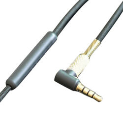 3.5mm To 2.5mm Headphone Audio Earphone Cable For Bose-qc25 Qc35 Oe2i Soundtrue