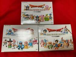 Dragon Quest Character Figure Collection Lotto Legend 1 2 3 1box 12 X 3