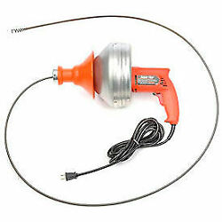 General Wire Sv-f Super-vee Drain/sewer Cleaning Machine W/ 25' X 1/4 Cable