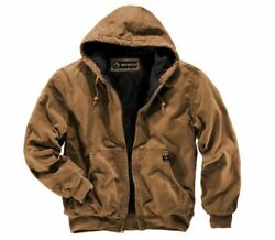 Menand039s Dri Duck Cheyenne Canvas Jacket Large Free Shipping A2