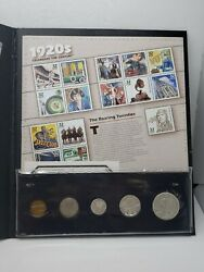 1920s A Century Of United States Coins And Stamps 90 Silver