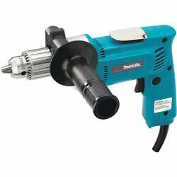 Makita 1/2 In. 6.5-amp Keyed Electric Drill With Pistol Grip 6302h Pack Of 5