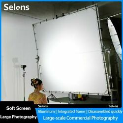 Selens 4 Sizes Portable Studio Large Photography Commercial Soft Light Diffusers