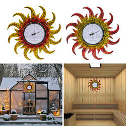 Indoor Outdoor Thermometer Large Wall Thermometers For Home Garden Patio