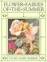Flower Fairies Of The Summer Hardcover Cicely Mary Barker